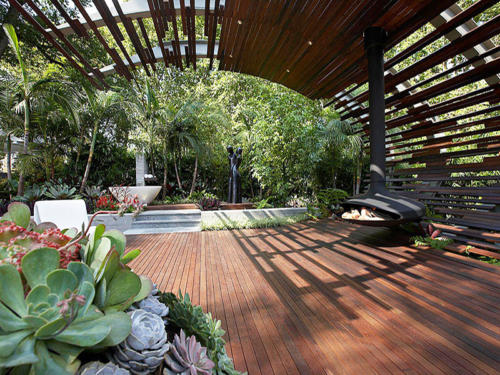 Decking Landscaping Services in Dubai by Arid Landscape (8)