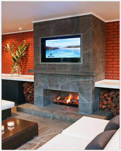 Fire Place Vertical Landscape Services In Dubai (3)