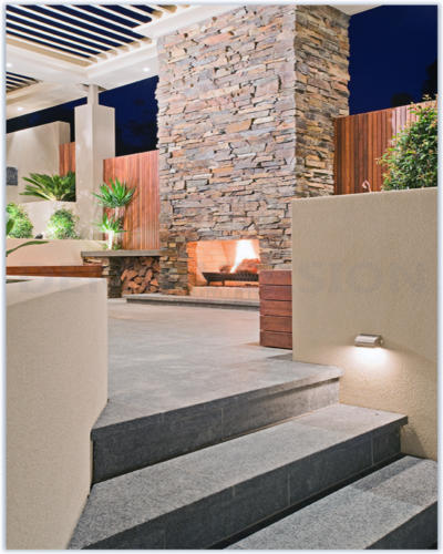 Fire Place Vertical Landscape Services In Dubai (4)